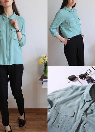 Шикраная блуза от m&s