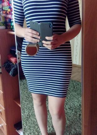 Трикотажна сукня / трикотажное платье