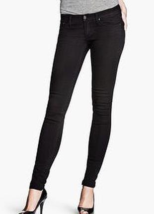 Джинсы-скинни - super skinny super low jeans h&m