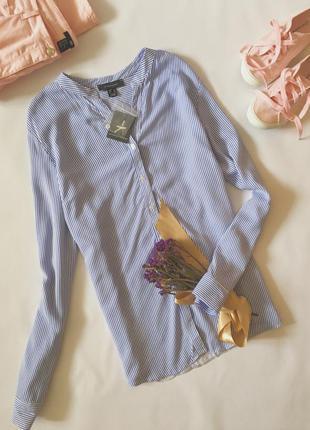 Красивая рубашка в полоску . люкс качество 👌