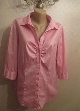 Брендовая блуза s.oliver