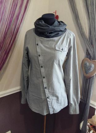 Красивая оригинальная рубашка antony morato