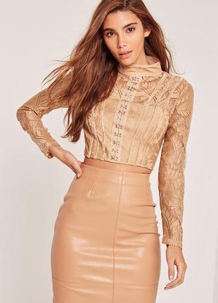 Невероятная полупрозрачная блуза
