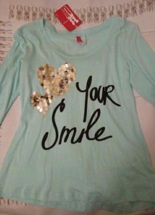 Новый джемпер, кофта, рубашка