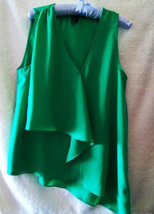 Шикарная асимметричная блуза