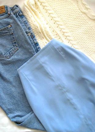 Базовая юбка-миди essentials
