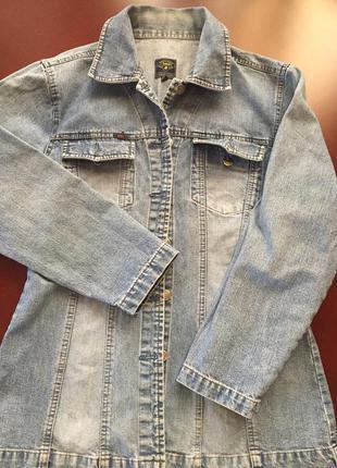 Куртка джинсовая lois s-m
