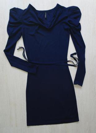 Платье naf-naf трикотажное