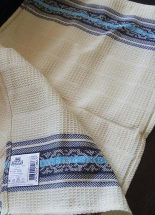 Вафельное полотенце-рушнык украина ярослав 50*30