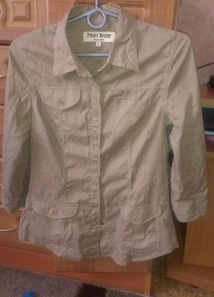 Рубашка в кэжуал стиле