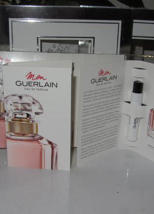 Uerlain mon guerlain. парфюмированная вода (пробник)