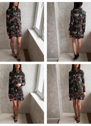 Платье рубашка glamorous