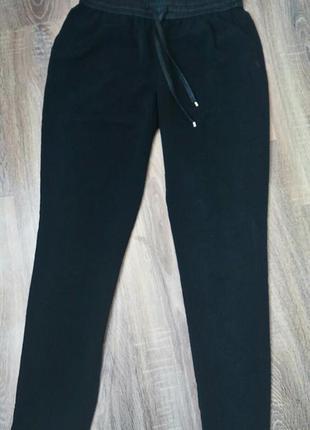 Стильнячие штаны\брючки летние на резинке ostin