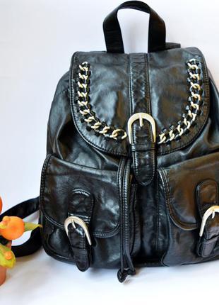 Кожаный рюкзак atmosphere