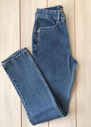 Женским джинсы американка высокая посадка