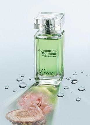 Очень приятный, и нежный летний аромат от французкого брэнда.