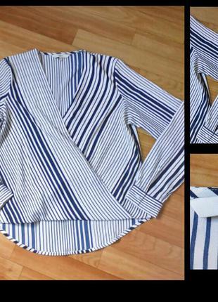 Фирменная блузка next, размер 14\42