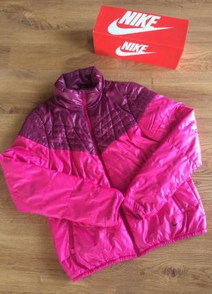 Куртка фирмы nike, оригинал