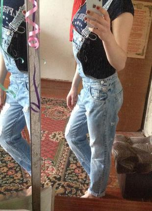 Супер модний комбінезон бойфренди ostin