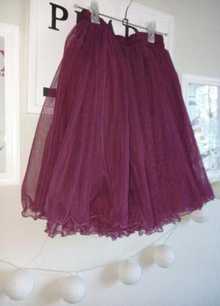 Юбка пачка фатиновая юбка юбка женская