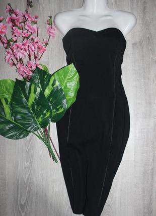 Шикарное корсетированное платье миди calliope