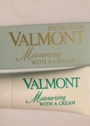 Увлажняющий крем для лица valmont moisturizing with a cream