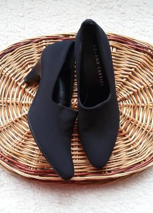Роскошные  брендовые туфли roland cartier