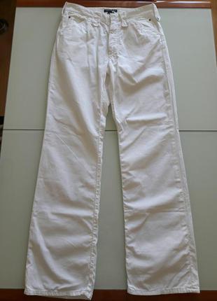 Брюки джинсы брюки versace jeans couture италия коттон новая коллекция  размер 32/46