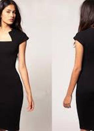 Платье футляр naf naf