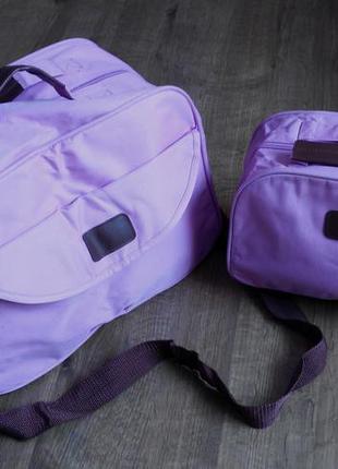 Набор сумка+косметичка от yves rocher