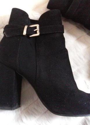 Модные ботинках ки