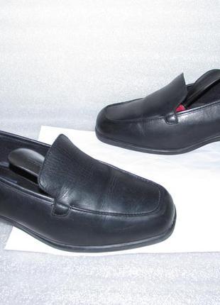 Туфли 100% натуральная кожа ~clarks springers ~ р 36.5