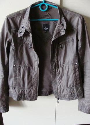 Ветровка s.oliver,куртка