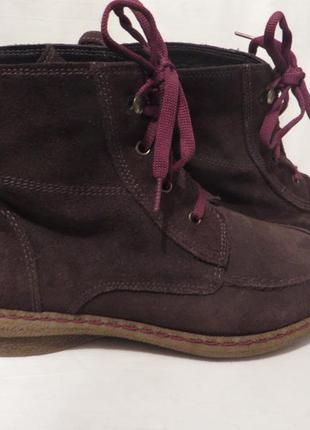 Ботинки кожа bama 38 размер