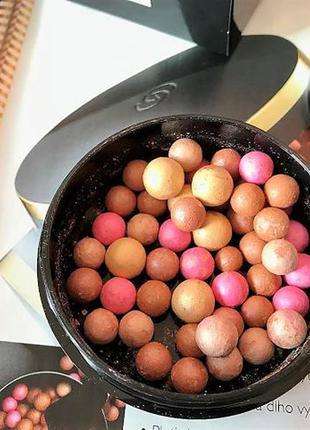 Акційна ціна! рум'яна в кульках giordani gold