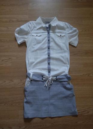 Платье сарафан на лето для беременных фирма dianora