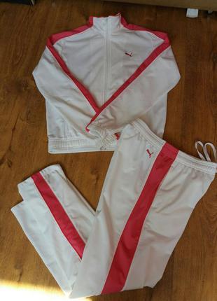 Спортивный костюм  puma (оригинал )