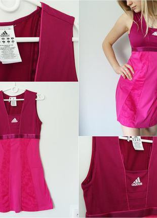 - спортивное платье adidas