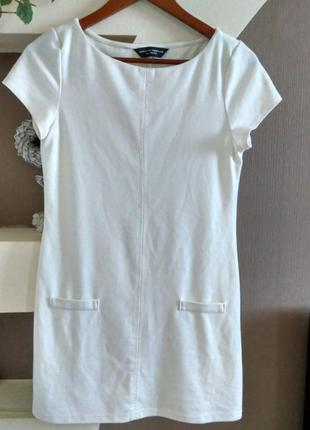 Коротенькое платье-туника