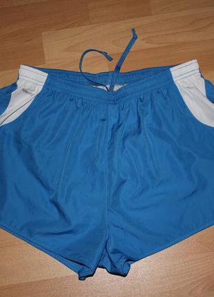 Спортивные шорты nike оригинал размер l