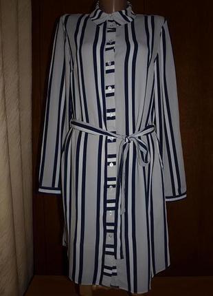 Рубашка-плаття від atmosphere
