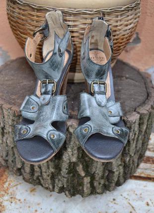 Next босоножки сандали 25,5см 39 размер кожа
