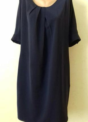 Стильное платье большого размера laura ashley