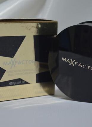 Рассыпчатая пудра max factor