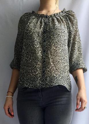 Красивая блуза h&m.