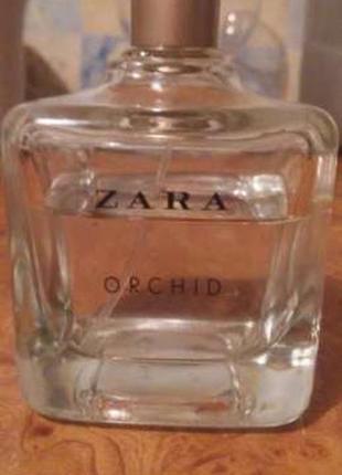 Парфюмированная водичка zara orchid