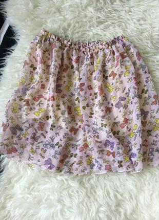 Лёгкая юбка на лето