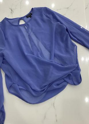 Рубашка topshop с открытой спинкой