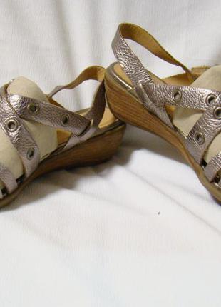Босоножки footglove