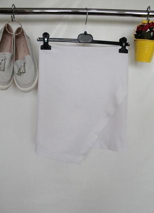 Актуальная юбка на запах